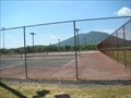 Image for Tennis Courts -Ashe County Park, Jefferson, NC