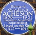 Image for Edward Acheson - Prince Albert Road, London, UK