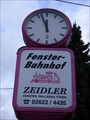 Image for Town clock Hauptstraße - Bendorf, RP, Germany