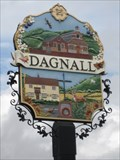 Image for Dagnall Village Sign, Bucks