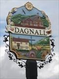 Image for Dagnall Village Sign, Bucks