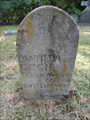 Image for Matilda Cecil - Cedar Mills Cemetery - Cedar Mills, TX
