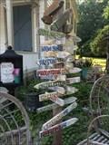 Image for Hallsboro Store Sign - Midlothian, VA