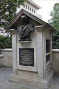 Image for FOUNDER & FIRST Governor of Australia, ADM Arthur Phillip RN, Watling Street, St Paul's Churchyard, London, UK