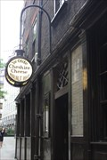 Image for Charles Dickens -- Ye Old Cheshire Cheese, Fleet Street, City of London, UK