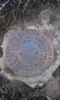 Image for FLUKEY Azimuth Mark - Modoc County, CA