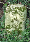 Image for Milestone - Footpath close to the A602, Stevenage - Ware Road.