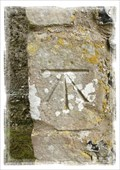 Image for Cut Bench Mark - St Mary's Church, Lydden, Kent, UK.