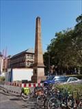 Image for Obelisk - Clemensbrunnen Koblenz, Rhineland-Palatinate, Germany