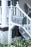 Image for Flower Garden Mailbox - Plainfield, IL