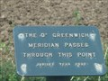Image for Sibsey Meridian Marker, Lincolnshire