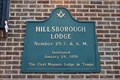 Image for Hillsborough Lodge Number 25 F.&A.M.