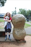 "Image for ""Welcome to Plains"" Peanut -- Plains GA"