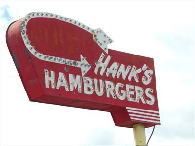 Route 66 - Hank's Hamburgers