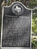 Image for Bosqueville Cemetery