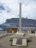 Image for Fallen Antilleans Monument - Kralendijk, Bonaire, Caribbean Netherlands