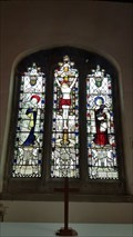 Image for Stained Glass Windows - All Saints - Braunston, Rutland