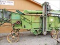 Image for John Deere Thresher - Powell, WY