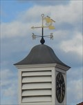 Image for Jockey Weathervane, County Stand, Chester Racecourse, Chester.