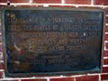 Image for Gallatin County Veterans Memorial Plaque - Shawneetown, Illinois