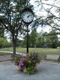 Image for Garver Park Clock - Bryan, OH