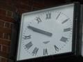Image for Amesbury Abbey Commemorative Clock - Amesbury, Wiltshire, UK