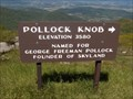 Image for Pollock Knob At 3580 Feet - Shenandoah National Park