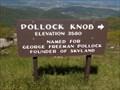 Image for Pollock Knob At 3580 Feet - Shenandoah National Park