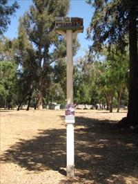 Pole Mounting, Edenvale Garden Park, San Jose, CA