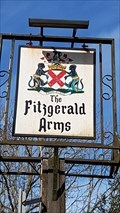 Image for Fitzgerald Coat of Arms - The Fitzgerald Arms - Naseby, Northamptonshire