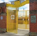 Image for St Helens Stadium - Memorial Gates - Swansea, Wales.