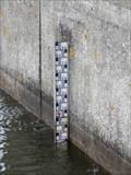 Image for Echelle crue Barrage Moulin Papon - la Roche Sur Yon, Pays de Loire, France