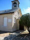 Image for Belfrey, (Closed) Masonic building, Rosamond, California, USA