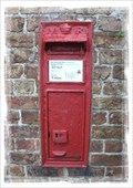 Image for Victorian Post Box - Church Road, Stickford, Lincolnshire. PE22 8EP