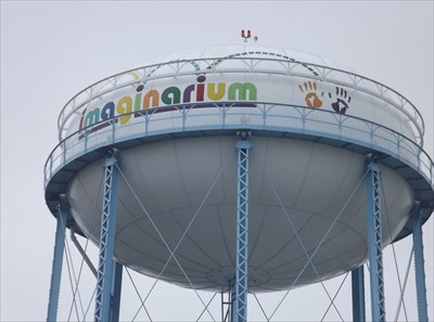 Imaginarium Water Tower Fort Myers Fl Water Towers On