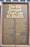 Image for The $25 Reward That Cost $2,416,825
