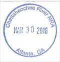 Image for Chattahoochee River National Recreation Area, Atlanta, GA