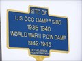 Image for Site of U.S. CCC Camp #1285 - Attica, New York