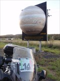 Image for World's Largest Virtual Solar System Drive - Jupiter - Coonabarabran, NSW, Australia