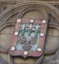 Image for Royal Emblems CoA -- All Hallows By the Tower, Tower Hamlets, London, UK