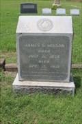 Image for James S. Mixon - Eddy Cemetery - Bruceville-Eddy, TX