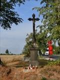 Image for Christian Cross - Brezí u Rícan, Czech Republic
