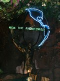 Image for Atlas Statue - Rainforest Cafe, Woodfield Mall, Schaumburg, IL