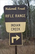 Image for Indian Creek Rifle Range - Whitmire, SC.