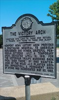 Image for The Victory Arch