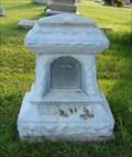 Image for Lewis Sexauer Zinc Headstone - Sulphur Springs, Ohio