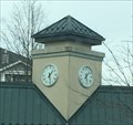 Image for Shopping Center Clock - Bel Air, MD