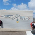 Image for Border crossing between Israel and Lebanon at Rosh HaNikra