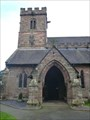 Image for All Saints Church Tower - Standon,  Staffordshire.
