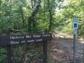 Image for Hickory Nut Ridge Trailhead
